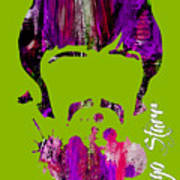 Ringo Starr Collection Art Print
