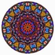 790-04-2015 Talisman Art Print