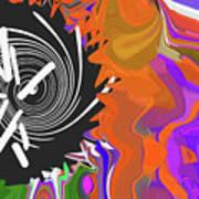 8-11-2015cabcdefghi Art Print