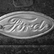 1926 Model T Ford Art Print