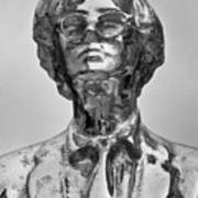 Andy Warhol Statue Union Square Nyc Art Print