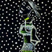 Dinka Diva - South Sudan Art Print