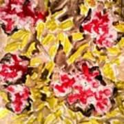 Divine Flower Art Print