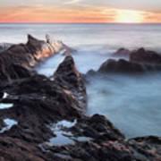 El Golfo - Lanzarote Art Print