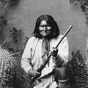Geronimo (1829-1909) Art Print