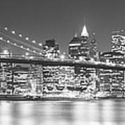 Nyc, New York City, New York State, Usa Art Print