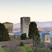 San Gimignano Art Print by Andre Goncalves