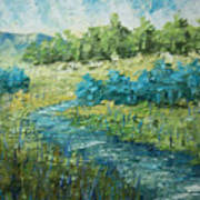 South Of France Art Print
