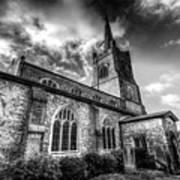 St Andrews Church Hornchurch Art Print