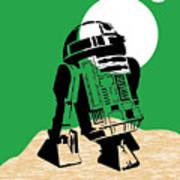 Star Wars R2-d2 Collection Art Print