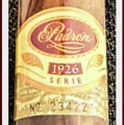 Serie 1926 Padron Cigar  Art Print