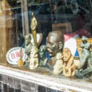 8238- Little Havana Store Art Print