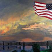 9 11 2001 Art Print