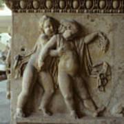 Bacchus God Of Wine Art Print