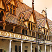 Beaune Art Print