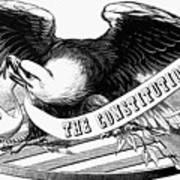 Eagle, 19th Century Art Print