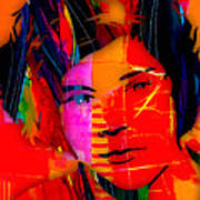 Harry Styles Collection Art Print
