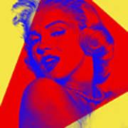 Marilyn Monroe Collection Art Print