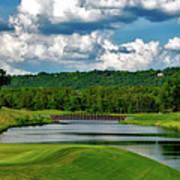 Ross Bridge Golf Course - Hoover Alabama Art Print