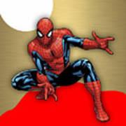 Spiderman Collection Art Print
