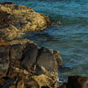 Sunshine Beach At Noosa, Sunshine Coast Art Print