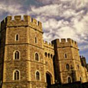 Windsor Castle England United Kingdom Uk Art Print