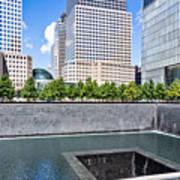 911 Memorial - Panorama Art Print