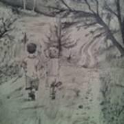 92 Art Print