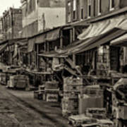 9th Street Italian Market - Philadelphia Pennsylvania Art Print