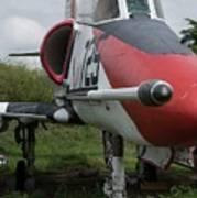 A - 4 Skyhawk - 3 Art Print