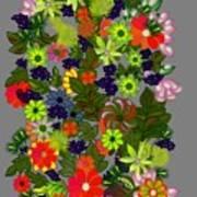 A Bouquet Art Print