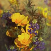 A Bouquet Of Spring  Art Print