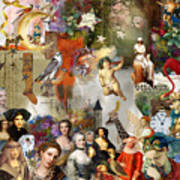 A Brief History Of Women And Dreams Art Print