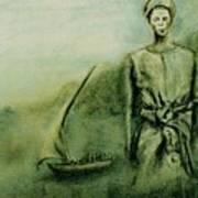 A Bunyakyusa Woman Art Print