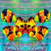 A Butterfly For 2006 Art Print