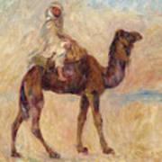 A Camel Art Print