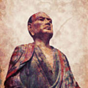 Buddha 5 Art Print