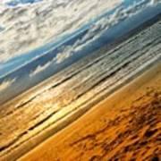 A Dream At The Beach Art Print