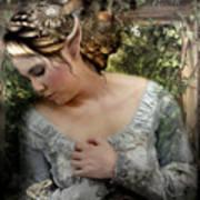 A Fairy's  Friend Art Print