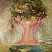 A Floral Representation Art Print