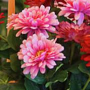 A Fresh Bouquet Art Print