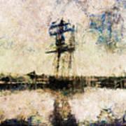 A Gallant Ship Art Print