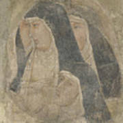 A Group Of Poor Clares Art Print