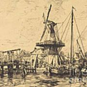 A Haarlem Art Print