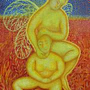 A Healing Art Print