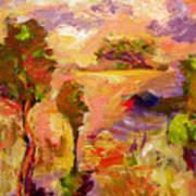 A Joyous Landscape Art Print