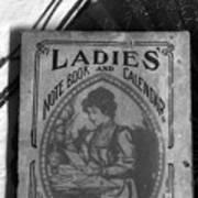 A Ladies Memories Art Print