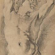 A Male Herm Art Print