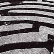 A Maze Art Print