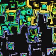 A Maze Thing - 01ac05 Art Print